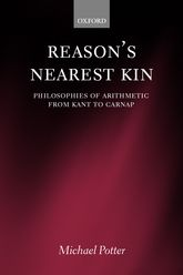 Reason's Nearest KinPhilosophies of Arithmetic from Kant to Carnap$