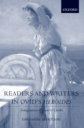 Readers and Writers in Ovid's HeroidesTransgressions of Genre and Gender$