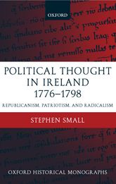 Political Thought in Ireland 1776-1798Republicanism, Patriotism, and Radicalism$