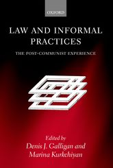 Law and Informal PracticesThe Post-Communist Experience