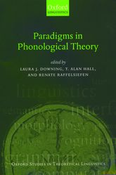 Paradigms in Phonological Theory
