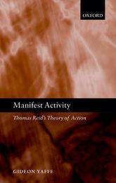 Manifest ActivityThomas Reid's Theory of Action$