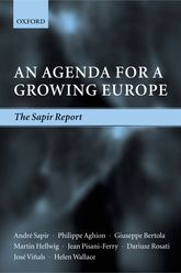 An Agenda for a Growing Europe – The Sapir Report - Oxford Scholarship Online