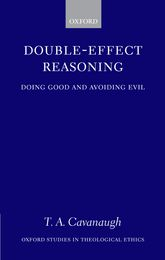 Double-Effect ReasoningDoing Good and Avoiding Evil$