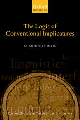 The Logic of Conventional Implicatures$