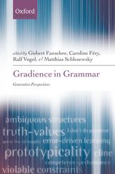 Gradience in Grammar – Generative Perspectives - Oxford Scholarship Online