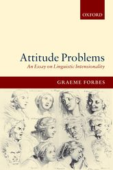 Attitude ProblemsAn Essay On Linguistic Intensionality