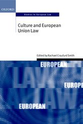 Culture and European Union Law$
