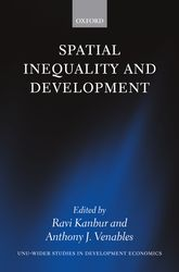 Spatial Inequality and Development - Oxford Scholarship Online