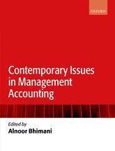 Contemporary Issues in Management Accounting$