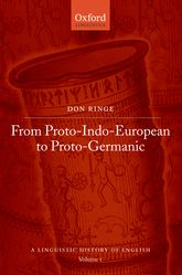 A History of English – From Proto-Indo-European to Proto-Germanic - Oxford Scholarship Online