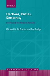 Elections, Parties, DemocracyConferring the Median Mandate$