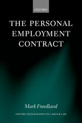 The Personal Employment Contract$