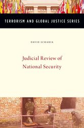 Judicial Review of National Security - Oxford Scholarship Online