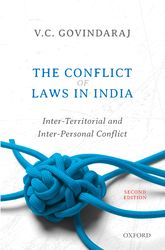 The Conflict of Laws in IndiaInter-Territorial and Inter-Personal Conflict, Second Edition