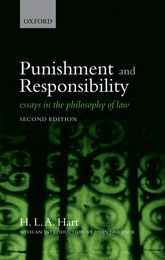 Punishment and Responsibility – Essays in the Philosophy of Law - Oxford Scholarship Online