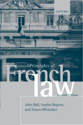 Principles of French Law - Oxford Scholarship Online