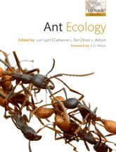 Ant Ecology - Oxford Scholarship Online