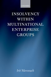 Insolvency within Multinational Enterprise Groups$