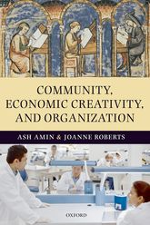 Community, Economic Creativity, and Organization - Oxford Scholarship Online