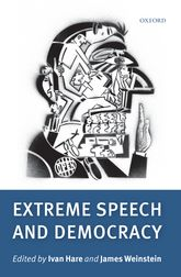 Extreme Speech and Democracy - Oxford Scholarship Online