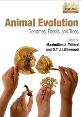 Animal EvolutionGenomes, Fossils, and Trees$