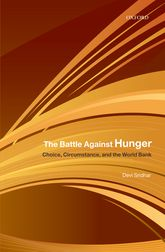 The Battle Against HungerChoice, Circumstance, and the World Bank$
