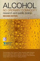 Alcohol: No Ordinary CommodityResearch and Public Policy
