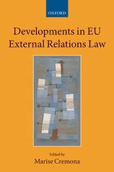 Developments in EU External Relations Law$