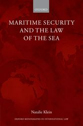 Maritime Security and the Law of the Sea - Oxford Scholarship Online