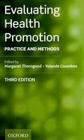Evaluating Health PromotionPractice and Methods$
