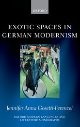Exotic Spaces in German Modernism$