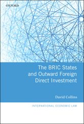 The BRIC States and Outward Foreign Direct Investment$