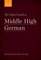 The Oxford Guide to Middle High German$
