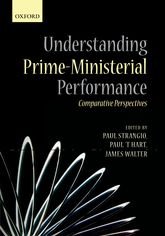 Understanding Prime-Ministerial PerformanceComparative Perspectives$