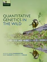 Quantitative Genetics in the Wild - Oxford Scholarship Online