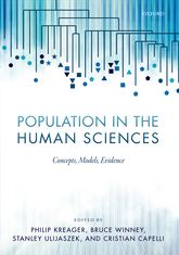 Population in the Human Sciences – Concepts, Models, Evidence - Oxford Scholarship Online