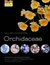 Anatomy of the Monocotyledons Volume X: Orchidaceae$