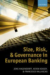 Size, Risk, and Governance in European Banking$