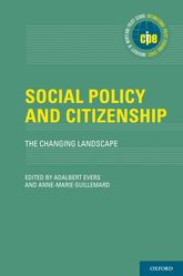 Social Policy and CitizenshipThe Changing Landscape$