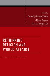Rethinking Religion and World Affairs$
