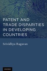 Patent and Trade Disparities in Developing Countries$