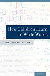 How Children Learn to Write Words$