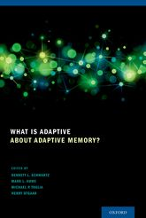 What Is Adaptive about Adaptive Memory?$