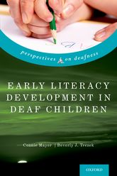 Early Literacy Development in Deaf Children$