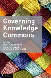 Governing Knowledge Commons - Oxford Scholarship Online
