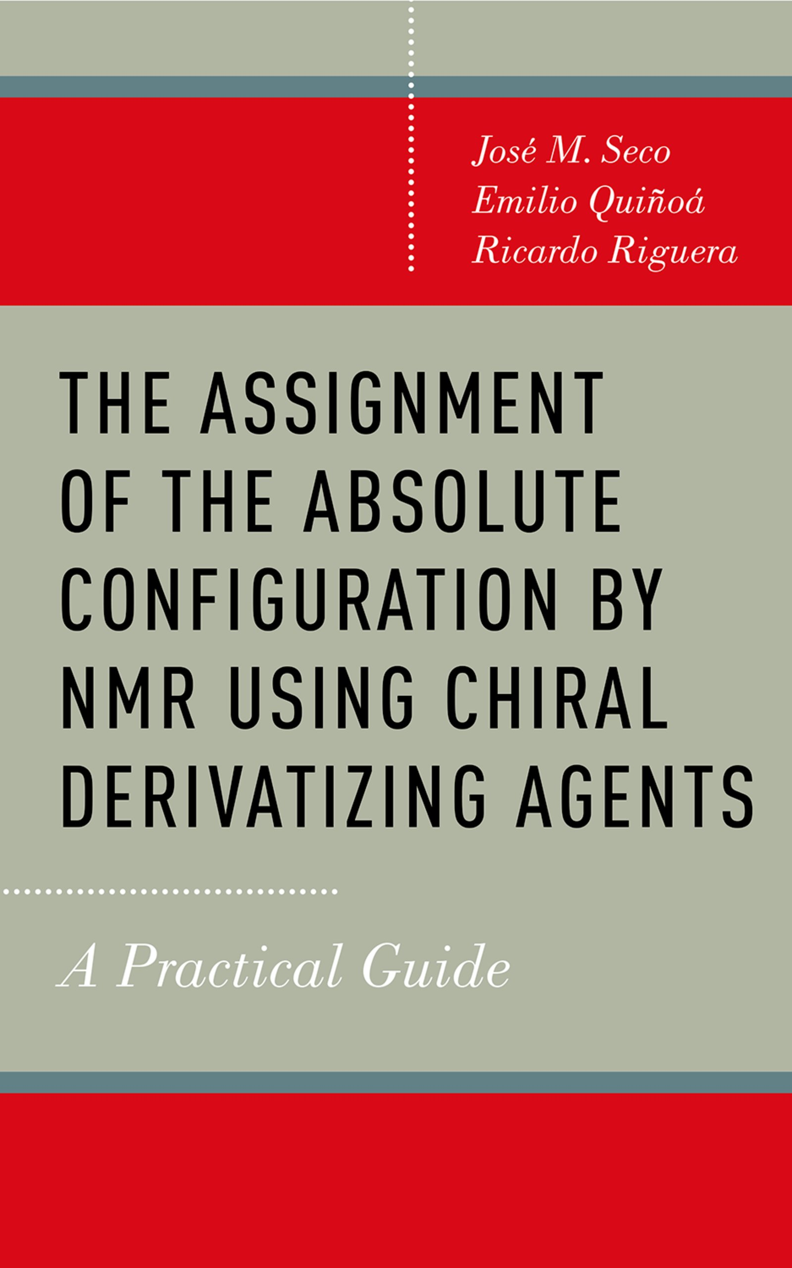 The Assignment of the Absolute Configuration by NMR using Chiral Derivatizing AgentsA Practical Guide